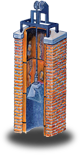 HeatShield Flue Repair and Resurfacing System